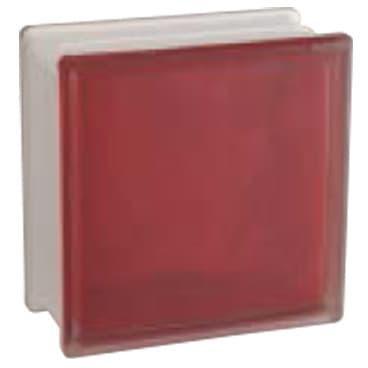 ガラスブロック/カクテルカラー/メタリックカラー-カラーバリエーション-カクテルレッド