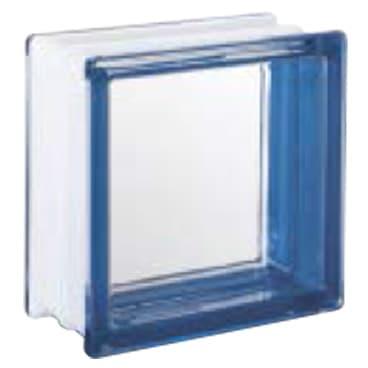 ガラスブロック/カクテルカラー/メタリックカラー-カラーバリエーション-メタリックブルー