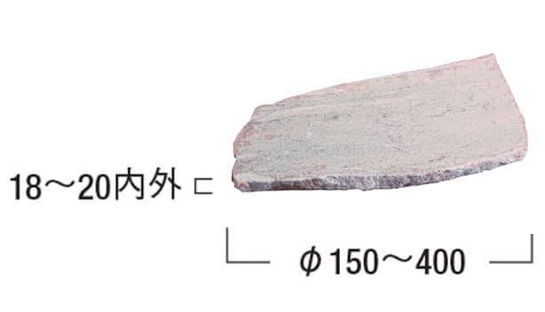 アクバル 乱形-寸法図-乱形