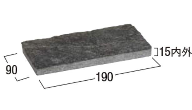 桂林 方形-寸法図-2・1