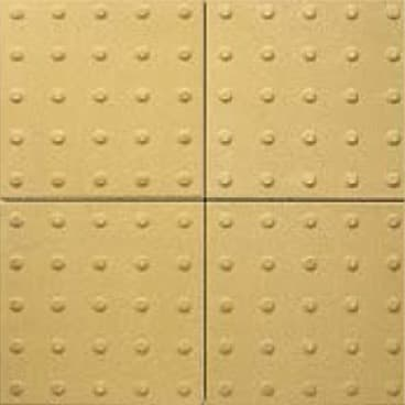 視覚障害者用誘導ブロック-カラーバリエーション-L点字