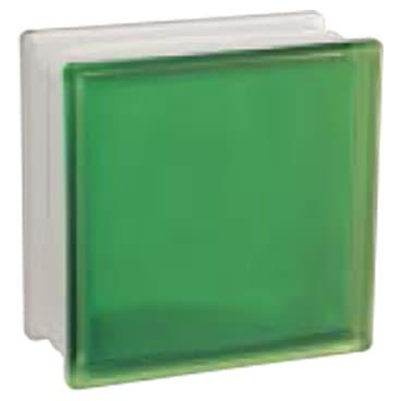 ガラスブロック/カクテルカラー/メタリックカラー-カラーバリエーション-カクテルグリーン