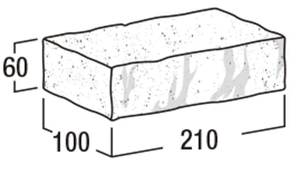 グランジソイル-寸法図-笠木