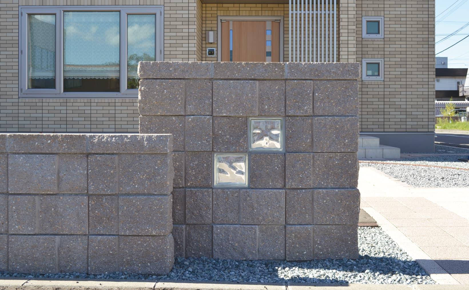 ガラスブロック-たまゆら