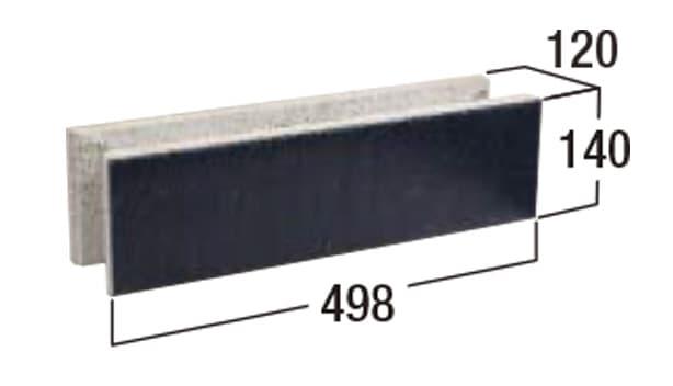 ブリエ-寸法図-基本形横筋