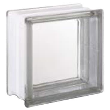 ガラスブロック/カクテルカラー/メタリックカラー-カラーバリエーション-メタリックシルバー