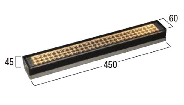 エスコートG・ライン-寸法図-形状寸法図