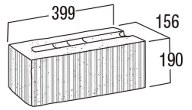 スーパーC種-寸法図-156コーナー