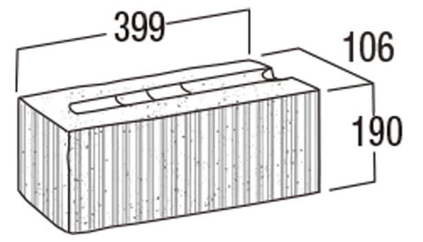 スーパーC種-寸法図-106コーナー