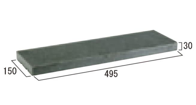 クリスタルキャップ-寸法図-500タイプ 基本