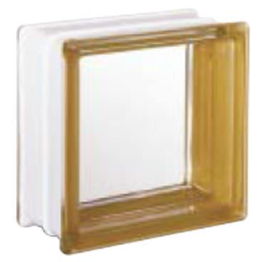 ガラスブロック/カクテルカラー/メタリックカラー-カラーバリエーション-メタリックゴールド