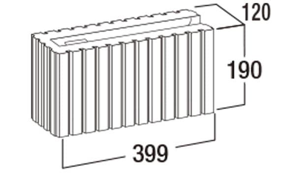 スマートC-寸法図-120コーナー