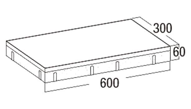 パエリア-寸法図-636