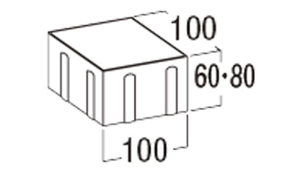 オールラウンドペイブ・オリジナル-寸法図-6S/8S