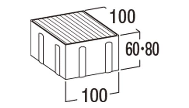 オールラウンドペイブ・ウルトラ-寸法図-6S/8S
