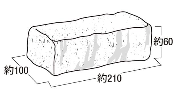 マッシュソイル-寸法図-形状寸法図