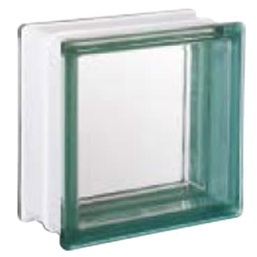 ガラスブロック/カクテルカラー/メタリックカラー-カラーバリエーション-メタリックグリーン