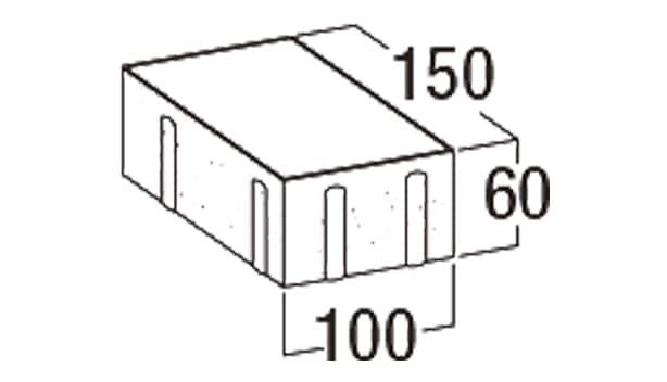 ロシェ・ナチュラル-寸法図-1156/1158