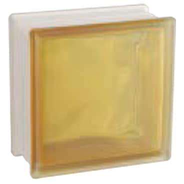 ガラスブロック/カクテルカラー/メタリックカラー-カラーバリエーション-カクテルイエロー