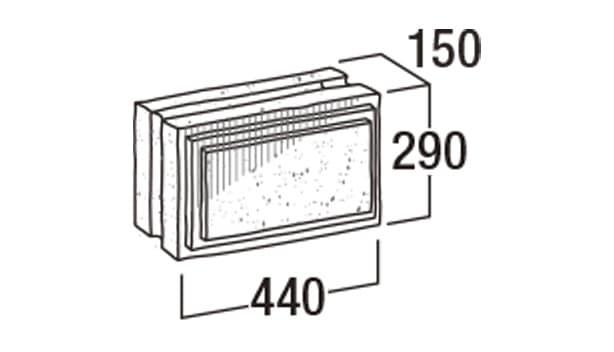 こたたき900-寸法図-横筋1/2・904