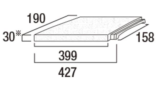 プライムキャップ-寸法図-190基本