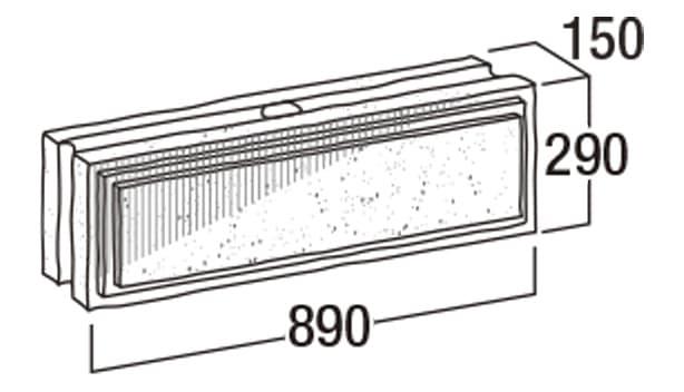 こたたき900-寸法図-横筋・903