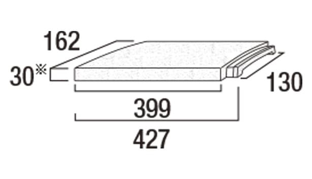 プライムキャップ-寸法図-162基本