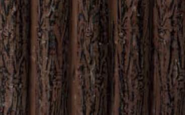 擬木-カラーバリエーション-焼杉