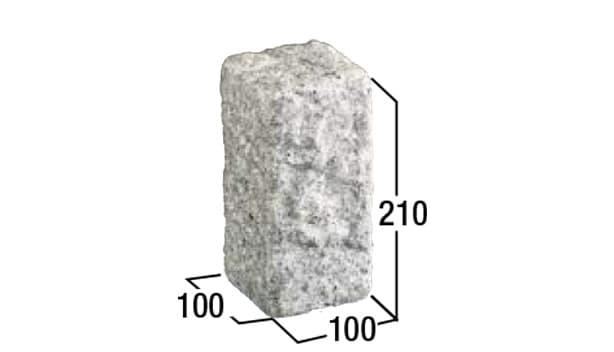 グラニート-寸法図-2連