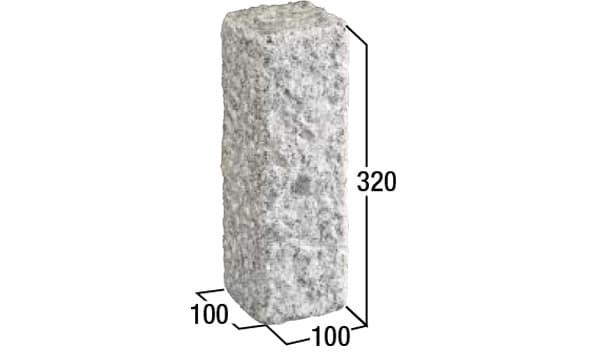 グラニート-寸法図-3連