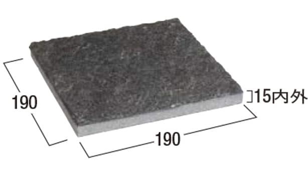 桂林 方形-寸法図-2・2