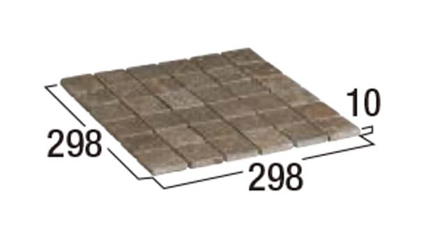 ラザリー-寸法図-3・3モザイク