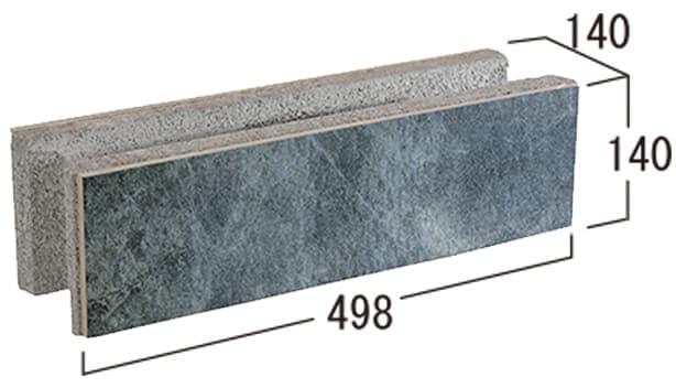 ベネチア-寸法図-基本形横筋