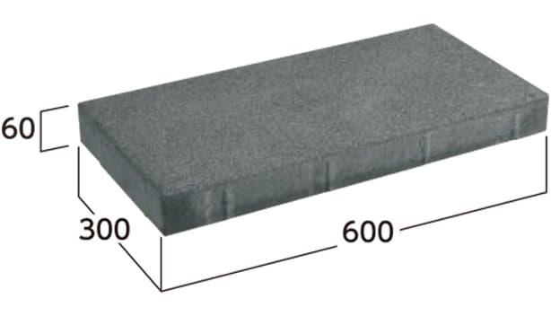 オールラウンドペイブ・ラフィー-寸法図-636
