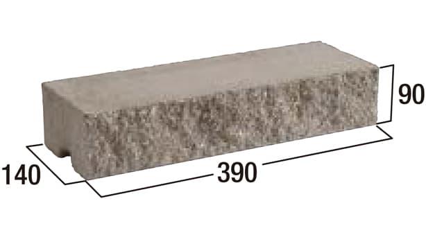 スプリットキャップ-寸法図-140基本