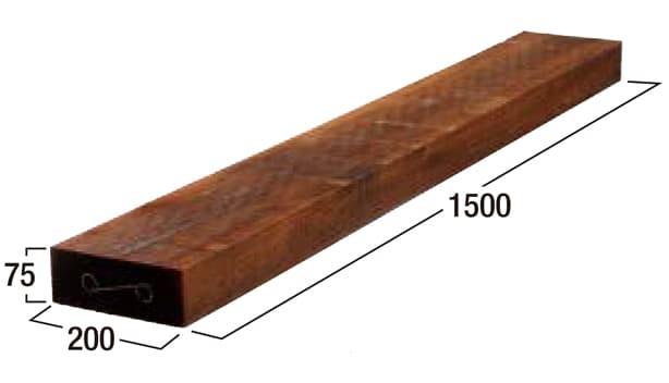 シダースリーパー-寸法図-1500